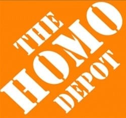 The Homo Depot Dating App